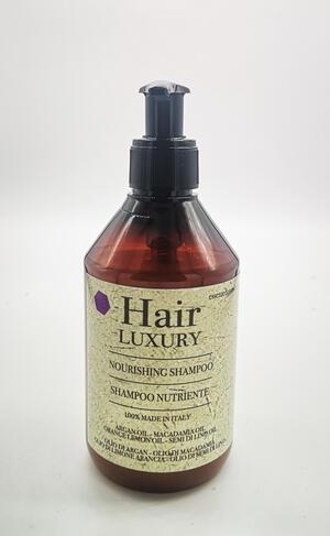 HAIR LUXURY SHAMPOO NUTRIENTE