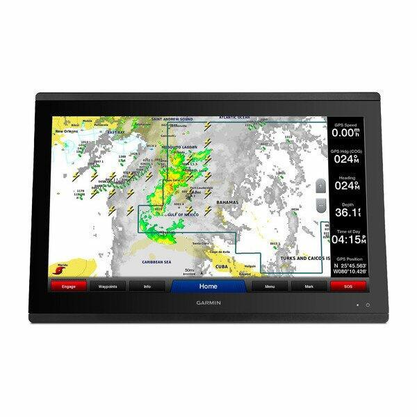 Chartplotter GPSMAP® 8422 di Garmin - Offerta di Mondo Nautica  24