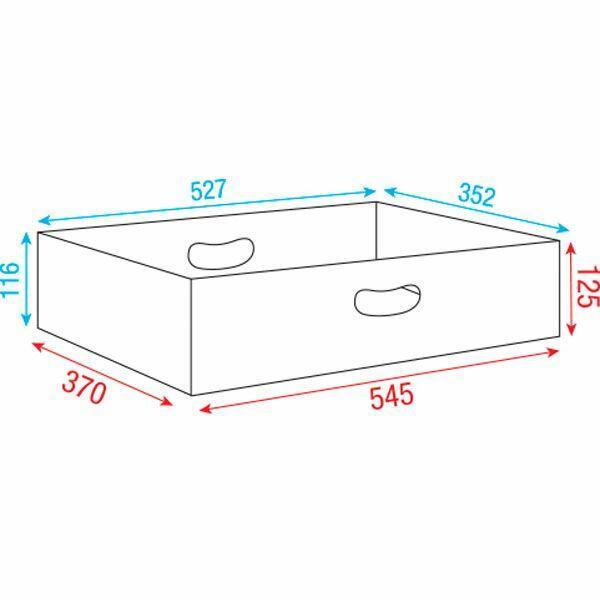 DAP TOP INSERT FOR MULTIFLEX CASE 80/120 - Varie misure