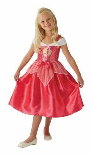 Costume Aurora Principessa Disney - Rubie's 640692 - Medium 5-6 anni