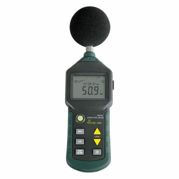 DAP DIGITAL SOUND LEVEL METER