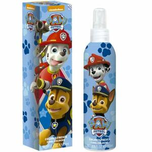 PAW PATROL COLONIA FRESCA SPRAY PER BAMBINI 200 ML NICKELODEON SPIN MASTER