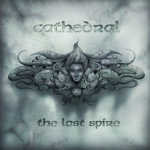 "CATHEDRAL  - ""THE LAST SPIRE""     2LP LIMITED EDITION"
