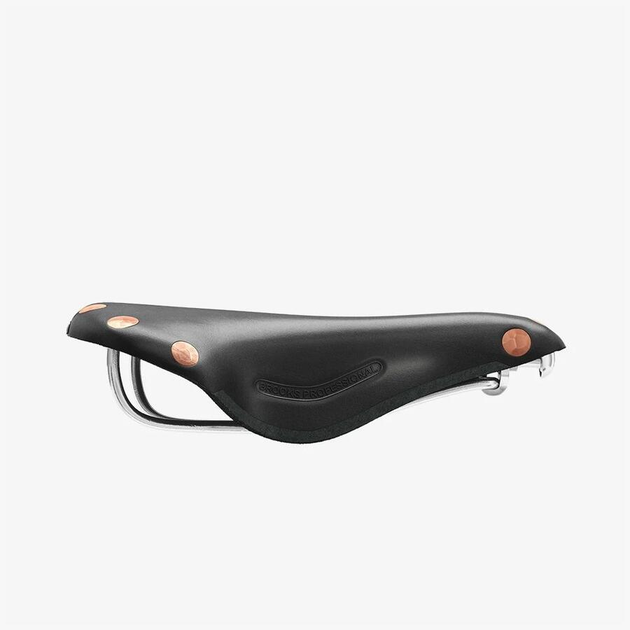 Brooks B232H Team Pro Black Chrome