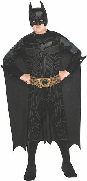 Costume Batman con Maschera - Rubie's 881286 - Large 8-10 anni