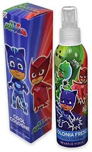 PJMASKS COLONIA FRESCA SPRAY PER BAMBINI 200 ML ENTERTAINMENT ONE
