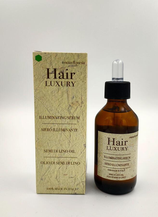 HAIR LUXURY SIERO ILLUMINANTE 100 ML