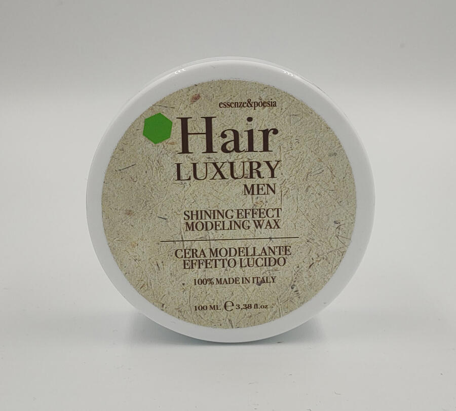 HAIR LUXURY MODELLING WAX SHINING EFFETTO LUCIDO 100 ML