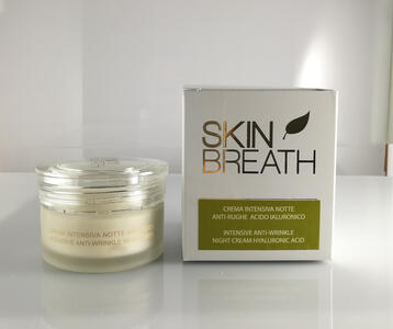 SKIN BREATH IALURONICO CREMA NOTTE ACIDO IALURONICO 50 ML