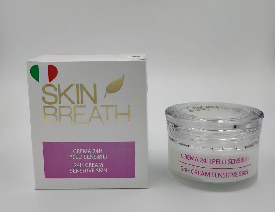 SKIN BREATH SENSIBILE CREMA 24 ORE 50 ML