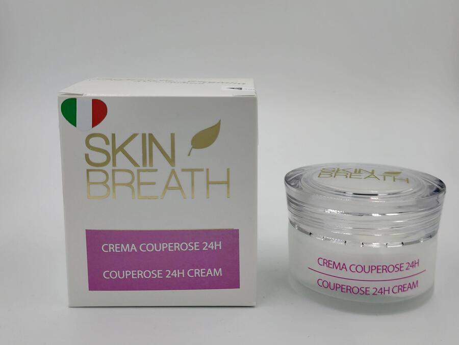 SKIN BREATH SENSIBILE CREMA 24H COUPEROSE 50 ML
