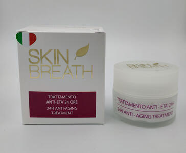SKIN BREATH CLASSICA CREMA 24 H ANTI-AGE 50 ML