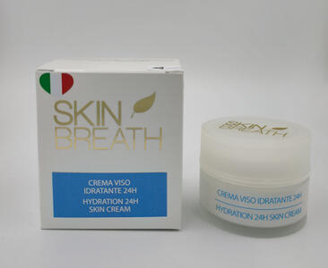 SKIN BREATH CLASSICA CREMA 24H IDRATANTE 50 ML