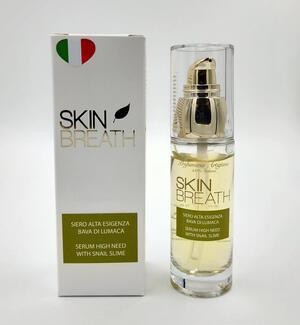 SKIN BREATH BAVA DI LUMACA SIERO 30 ML ALTA ESIGENZA