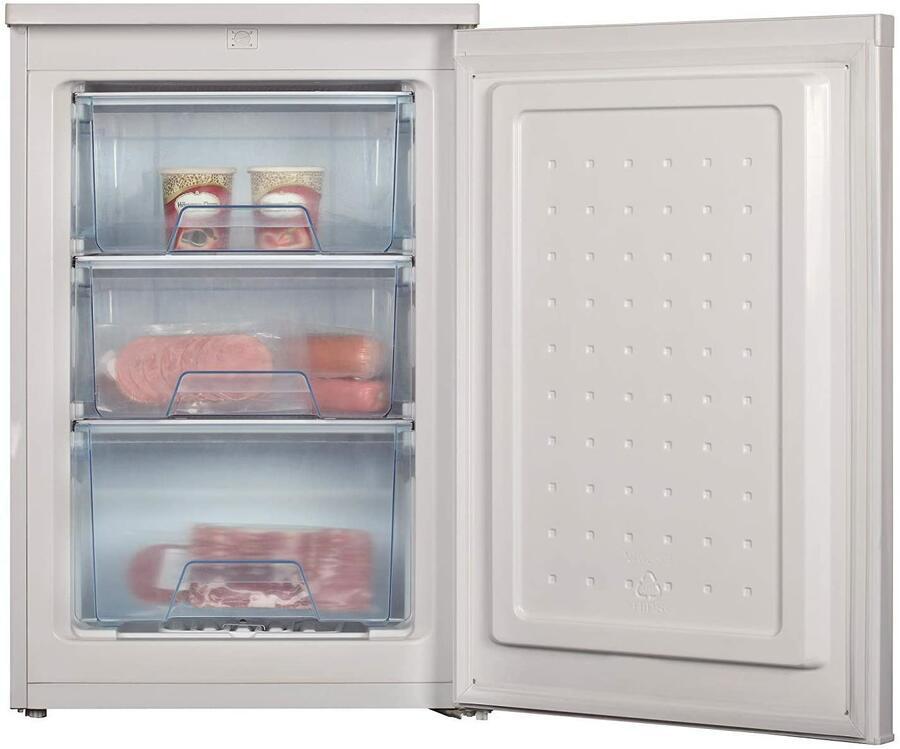 COMFEE HS108FN1WH Libera installazione Verticale 86L A+ Bianco congelatore