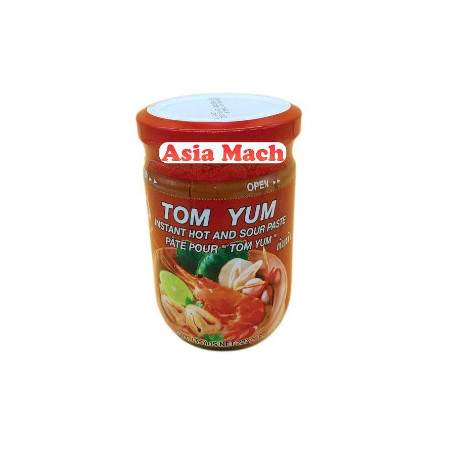 CQ CONDIMENTO PER ZUPPA THAI TOM YUM 227GR