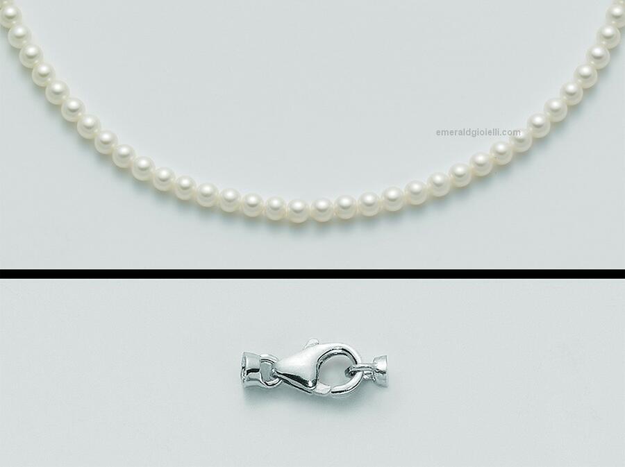 pcl5432 Girocollo di Perle Miluna -