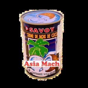 SAVOY COCONUT CREAM - CREMA DI COCCO 400ML