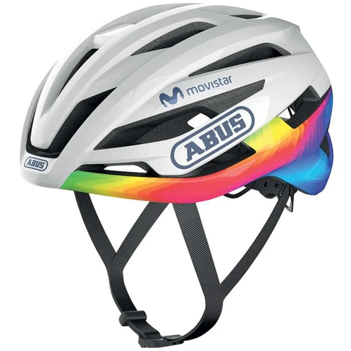 Casco Abus STORMCHASER Movistar LImited Edition
