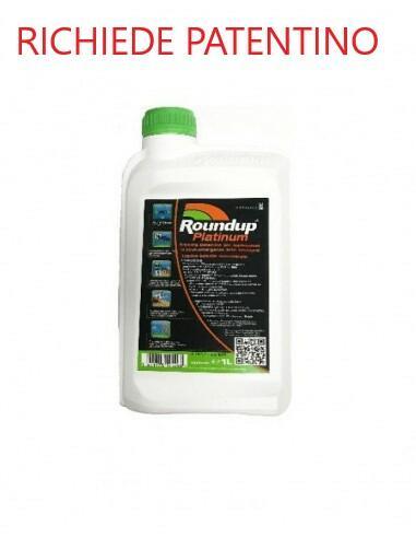 Erbicida Roundup Platinum 1 - 5 L