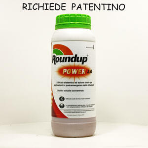Erbicida Roundup Power 2.0 1 - 5 L