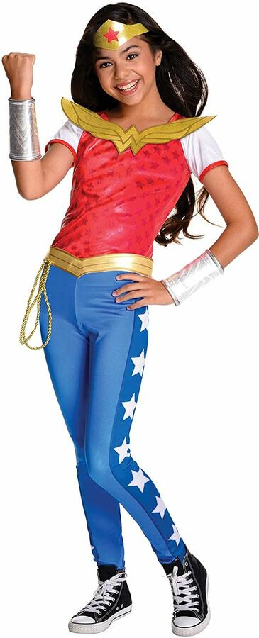 Costume WONDER WOMAN - Rubie's 620716 - Medium 5-7 anni