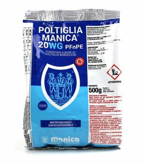 Poltiglia 20 % WG 500 gr