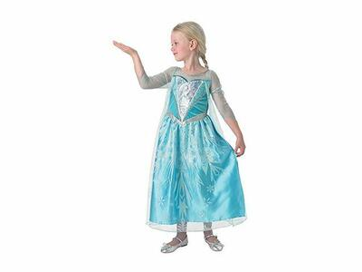 Costume Frozen ELSA - Rubie's 610374 - Medium 5-7 anni
