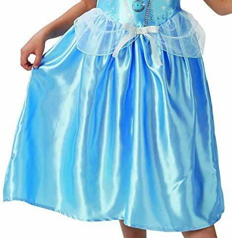 Costume Disney Princess Cenerentola - Rubie's 620640 - Medium 5-6 anni 116 cm