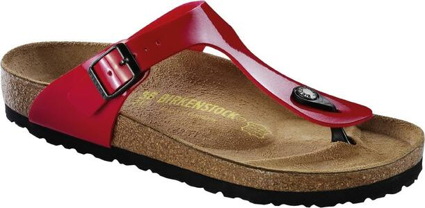 Birkenstock - Gizeh - Tango Red Patent