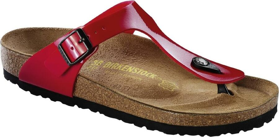 Birkenstock - Gizeh - Tango Red Patent