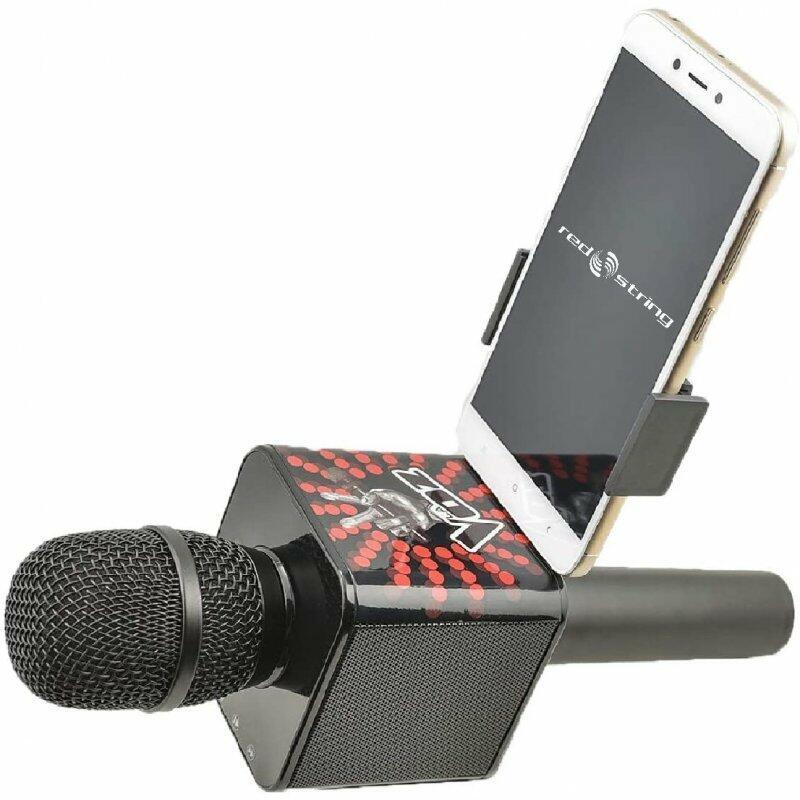 Microfono e Speaker Bluetooth per Karaoke - Maricart 70664 - 7+ anni