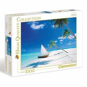 Puzzle Maldive Islands 1000pz - Clementoni 39256 - 3+ anni