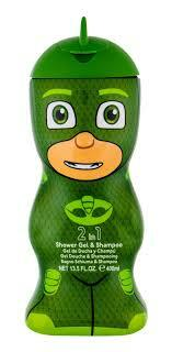 PJ MASKS SHOWER GEL & SHAMPOO 2 IN 1 400 ML