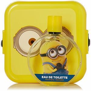 MINIONS EAU DE TOILETTE PROFUMO 100 ML BOX DI PLASTICA AIR VAL