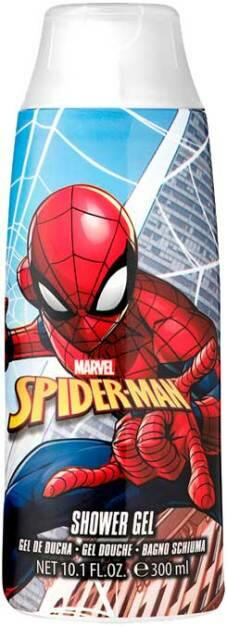 SPIDER MAN SHOWER GEL DOCCIA 300 ML AIR VAL