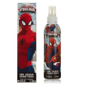 SPIDER MAN COLONIA FRESCA PER BAMBINI 200 ML AIR VAL