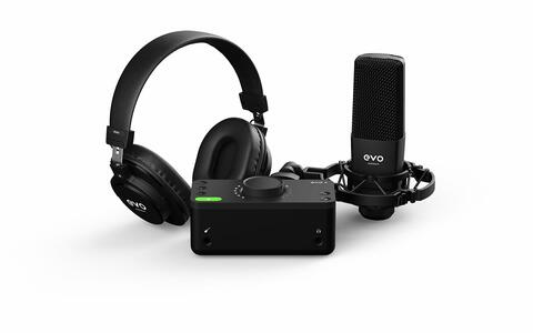 Audient EVO Start Recording Bundle