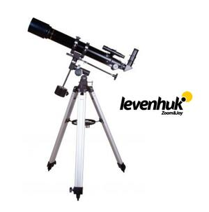 Telescopio Skyline Plus 70T di Levenhuk con apertura 70 mm e lunghezza focale 700 mm