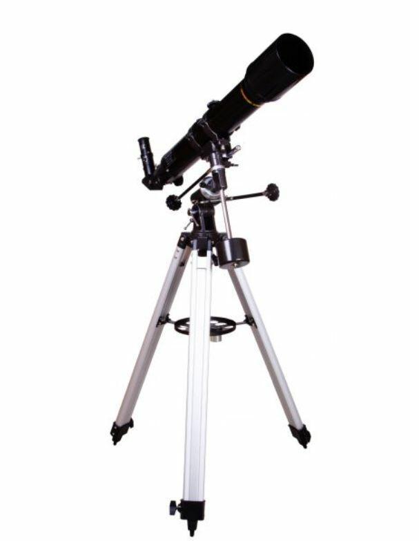 Telescopio Skyline Plus 70T di Levenhuk con apertura 70 mm e lunghezza focale 700 mm
