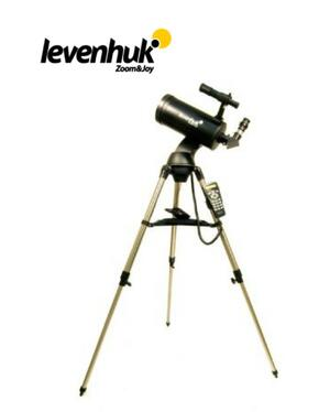 Telescopio Maksutov-Cassegrain SKYMATIC 127 GT MAK di Levenhuk