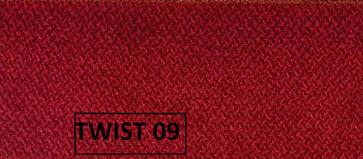 Poltrona Relax Agata completa di Due Motori Alzapersona e Kit Roller Bracciolo Stretto Larga cm 68 Pronta Consegna rosso bordeaux  PREZZO CON IVA AGEVOLATA 4% Offerta