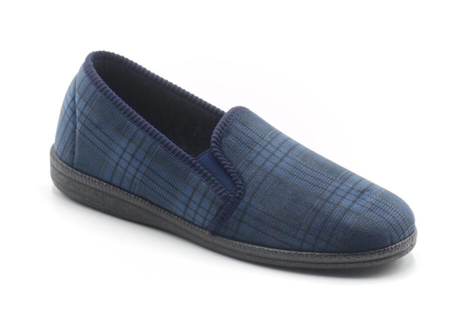 Arizona CA141 pantofole uomo blu