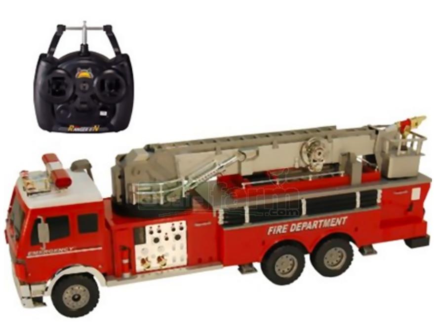 Camion dei Pompieri RC Radiocomandato 2.4Gh di HOBBY ENGINE Offerta Saldi