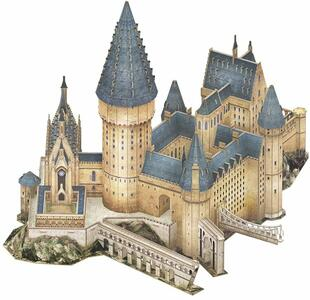 Puzzle 3D Harry Poter Hogwards Great Hall - CubicFun DS1011h - 8+ anni