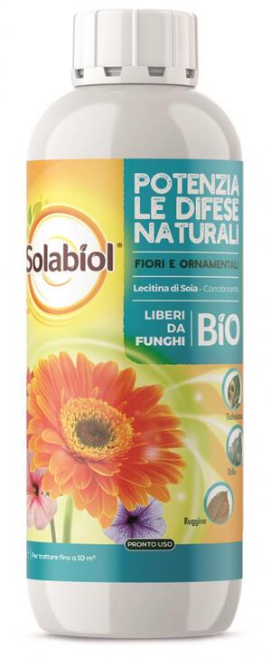 Fungicida Lecitina di Soia BIO Solabiol 1L