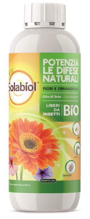 Insetticida Olio di Soia BIO Solabiol 1 L