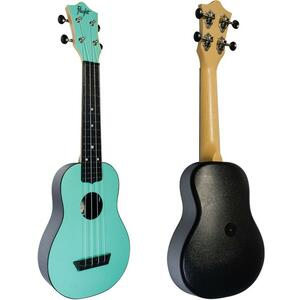 Flight: TUS35 ABS Travel Ukulele - Light Blue