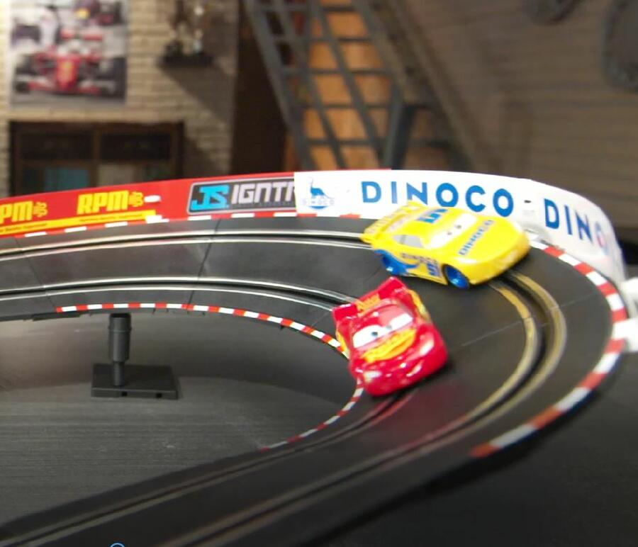 Autopista Elettrica Carrera GO!!! Disney·Pixar Cars - Neon Nights
