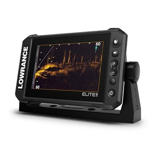 Lowrance Elite FS™ 7 con trasduttore Active Imaging 3-in-1 e Mappa Base - Offerta di Mondo Nautica 24
